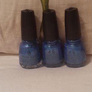 New China glaze polish 1509 Crushin on blue 66224